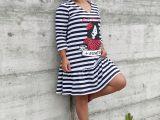 Vestido «Esencia Marinera»